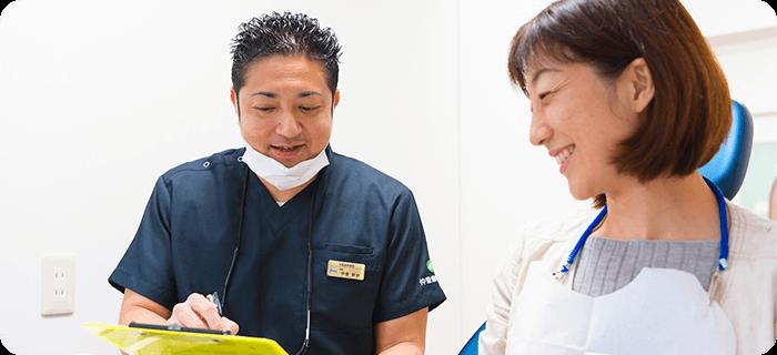 わかりやすい歯科治療
