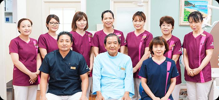 家族4世代で通っていただける歯科医院